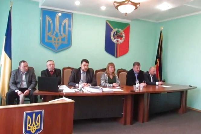 Про останню сесію Козятинської міської Ради