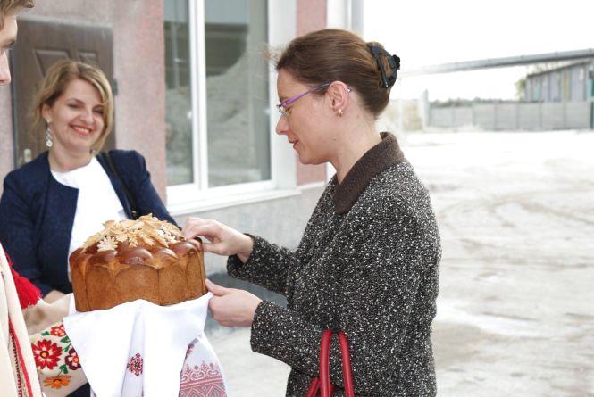 До Козятина завітала з робочим візитом Посол Франції в Україні Ізабель Дюмон