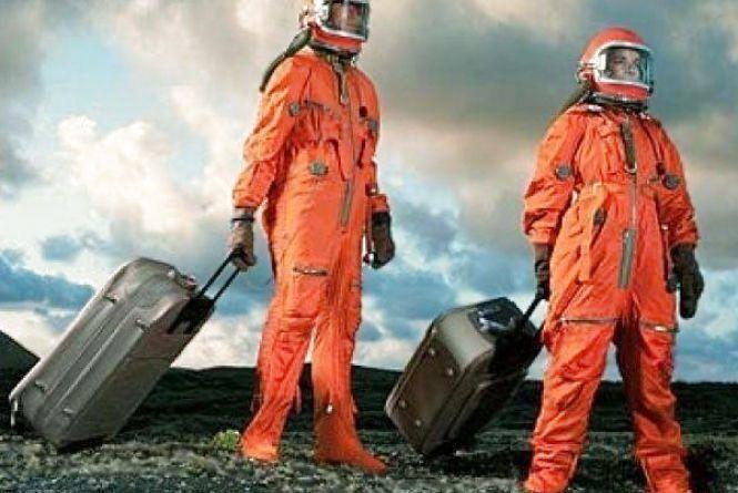 Якщо б ви вирушали на Марс і мали взяти лише одну річ, то що це було б?