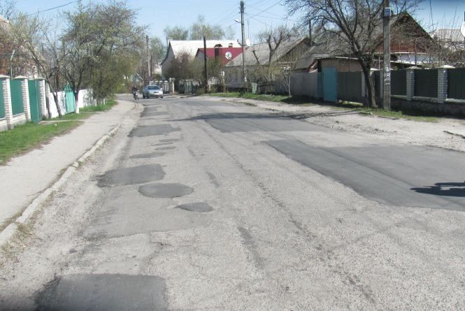Перша дорога з якісним ремонтом