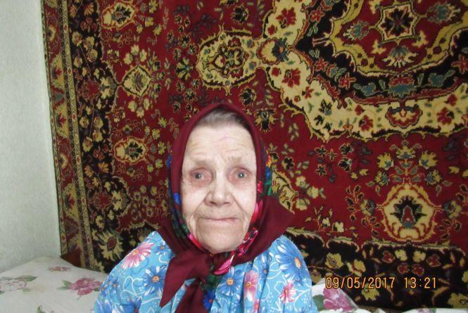 У свої 97 Марія Казмірчук бажає матерям позитиву