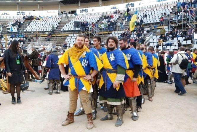 Українці уміють воювати в екстремальному спорті