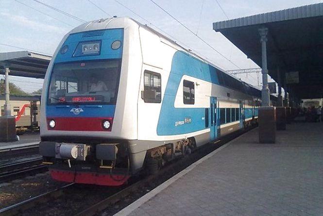 Маршрут Київ-Одеса-Київ