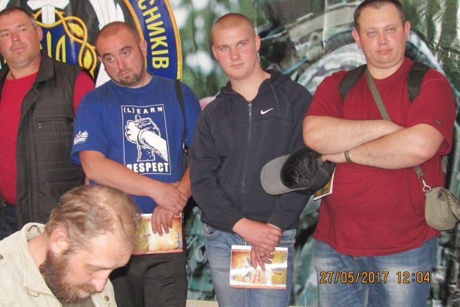 """Ветерани АТО Козятинщини з активною життєвою позицією і """"задню"""" не включають"""
