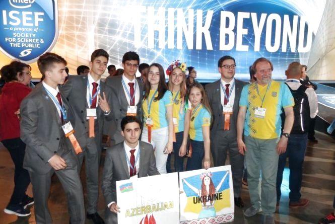 Українська школярка посіла 4 місце на конкурсі науковців у Лос-Анджелесі