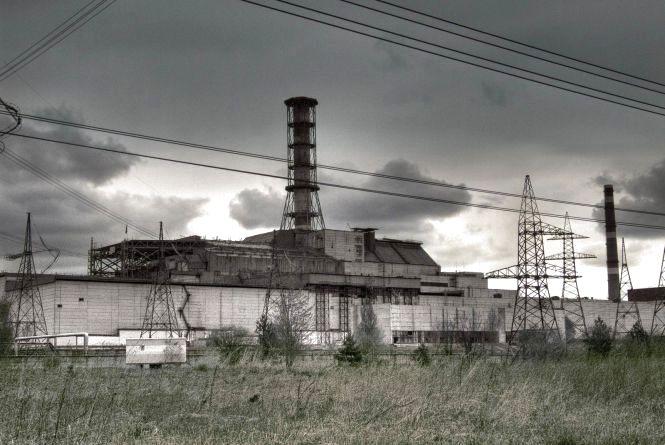 На Чорнобильській АЕС сталося задимлення. Радіаційний стан в нормі
