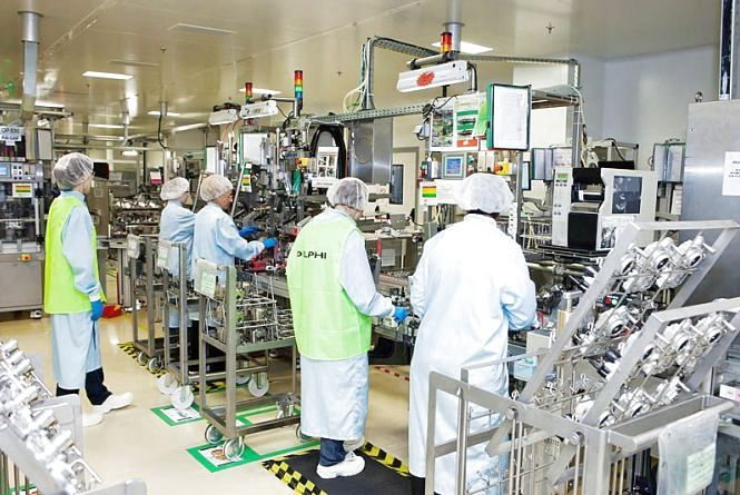У Вінниці відкривають завод DELPHІ