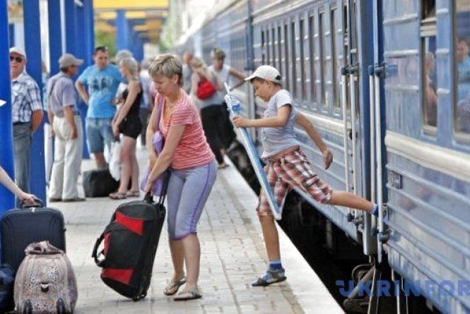 На Чорне море пустили додатковий поїзд