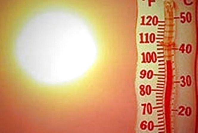 Негативний вплив спекотної погоди