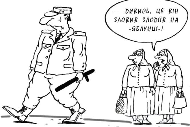 Правоохоронці спільно з потерпілими зловили крадіїв