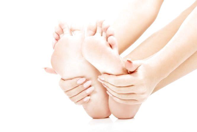 Лікуємо наші ніжки