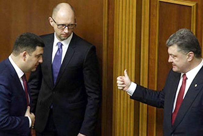 Оточення Порошенка буде триматися за владу ще сильніше, ніж «свора» Януковича