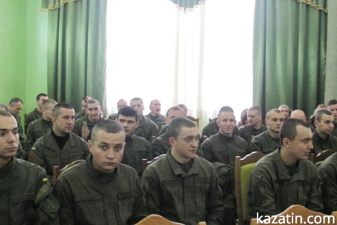Калинівський полк відзначив День народження