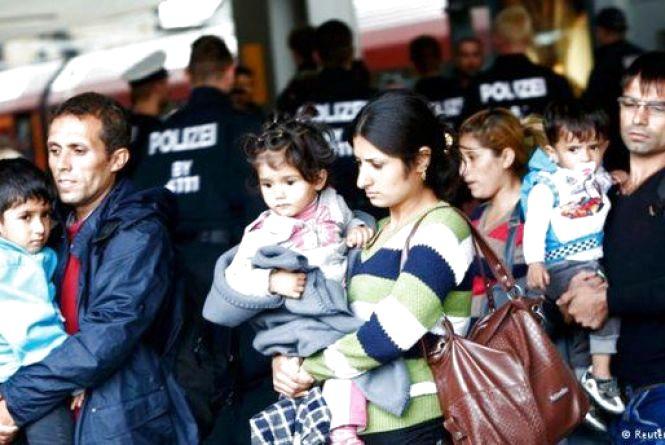 Україна прийме біженців з Німеччини