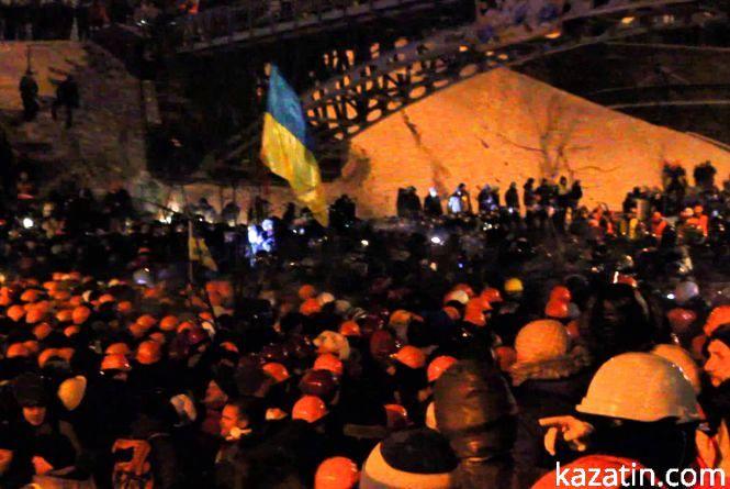 В Києві не спокійно