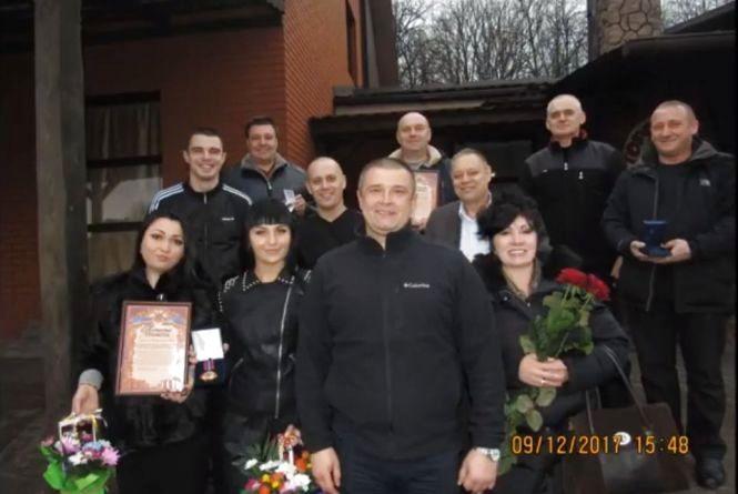 """Батальйон """"Вінниця"""" відзначив волонтерів"""