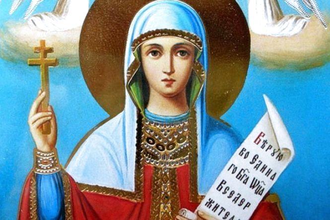 Сьогодні день святої Варвари: що можна і чого не можна робити в свято