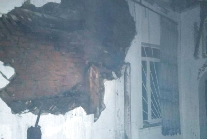 Біля Калинівки горіла церква. Гасили пожежу 15 рятувальників. У тому числі й козятинчани