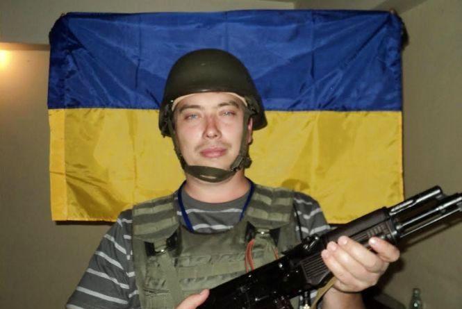 Три роки, як загинув Сергій Кацабін