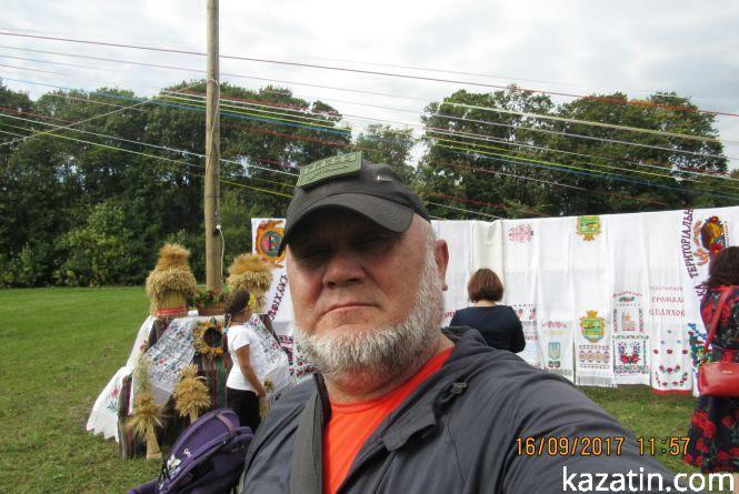 Житель Украины Павел Сандрак, переехавший в США