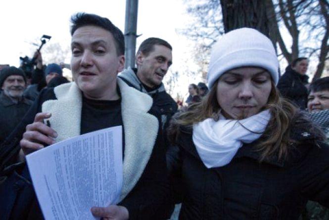 Щоб розвіяти зацикленість в особах типу Савченко