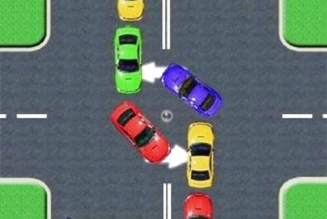 Як правильно роз'їжджатися на перехресті при повороті наліво