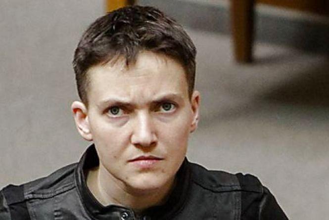 Безпринциповість Пристосуванці не проявляють зараз гуманності до Савченко