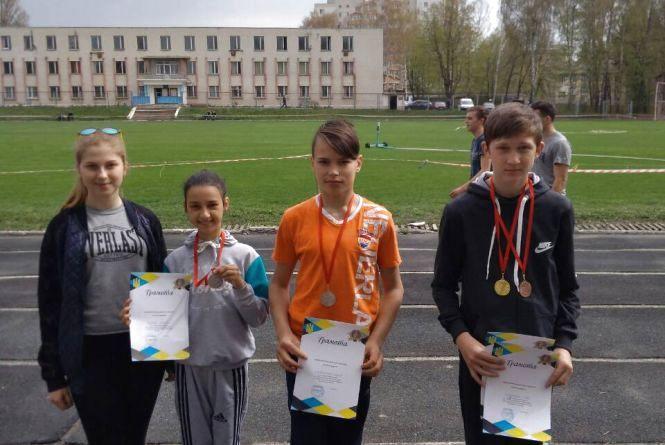 11 медалей привезли інваспортівці