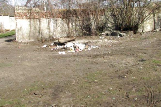 На ПРБ з'явилися сміттєві баки