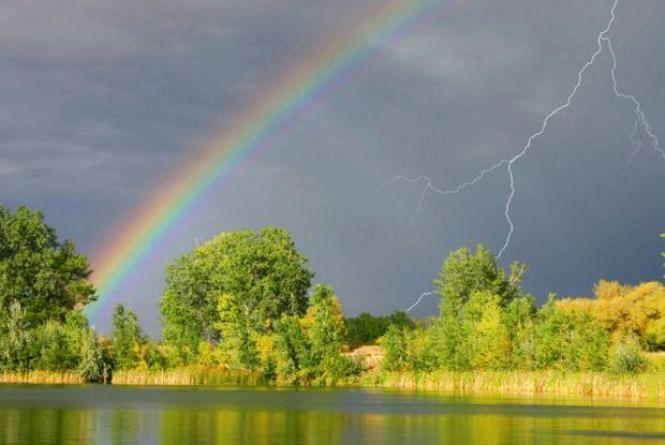 Прогноз погоди в Козятині на сьогодні, 18 травня 2018 року