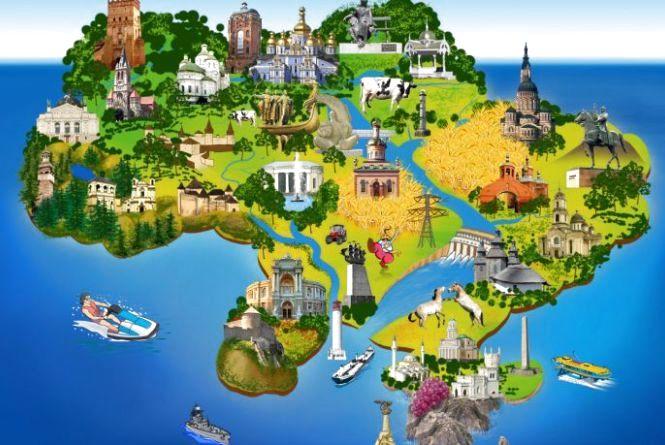 20 найцікавіших фактів про Україну!