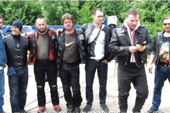 Християнські байкери прописалися в Козятині