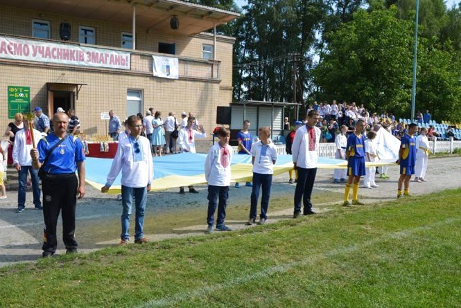 Олімпійський день на Козятинщині