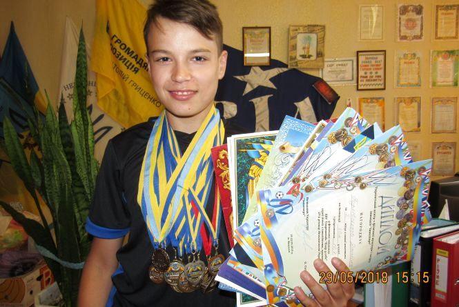 Даниїл ГОДЛЕВСЬКИЙ став чемпіоном