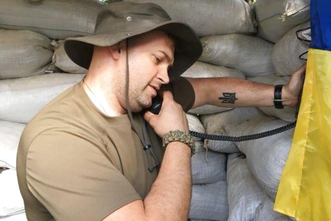 Допомагаємо воїнам ЗСУ