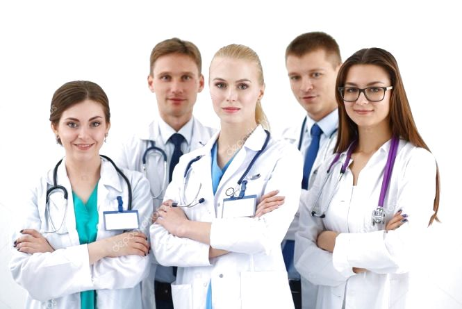Вітання очільників медицини району