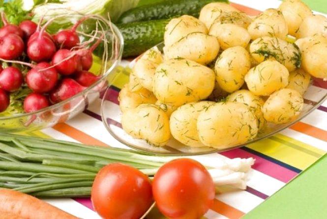 Нема газу — готуємо картопельку в мікрохвильовці