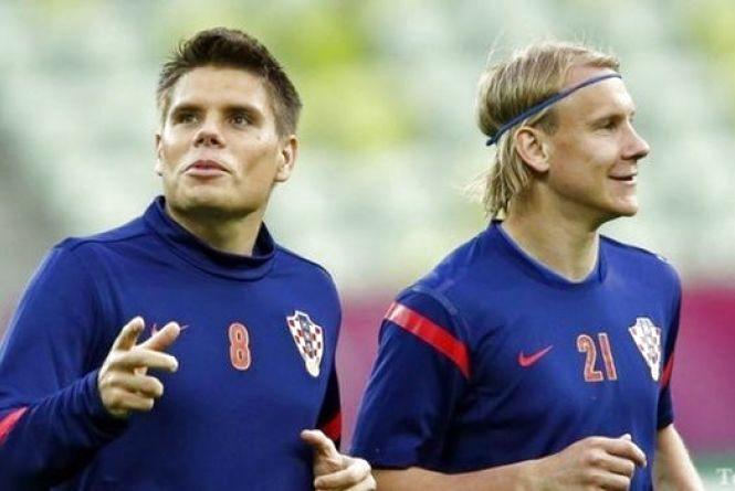 Хорвати перемогли, згадавши Україну