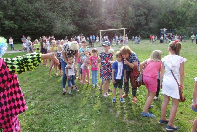 В Залізничному 12 липня святкували день міста