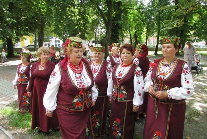 "Ветеранський хор ""Прометей"" — візитна картка Козятинщини"