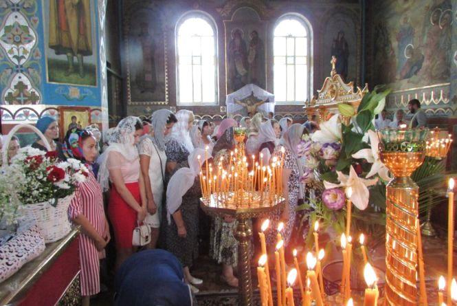 Церква відзначила пристольне свято
