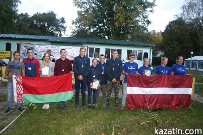 Чемпіони Європи з пішохідного туризму