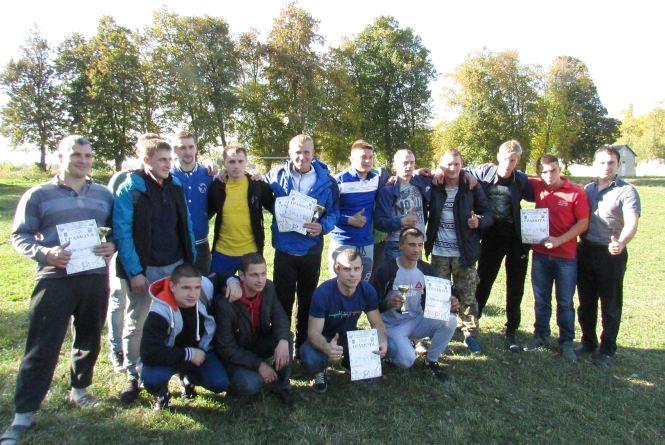 Козацькі забави з футболом і юшкою