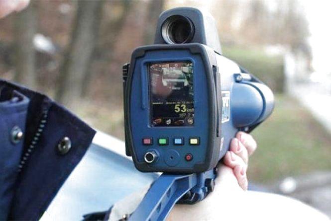 TruCam у дії: від сьогодні водіїв почали штрафувати за перевищення швидкості