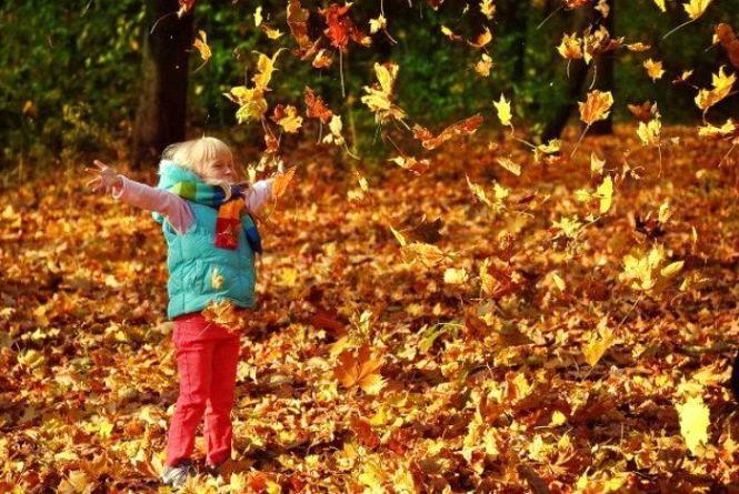 У Козятині сьогодні, 17 жовтня температурний осінній  рекорд — +23