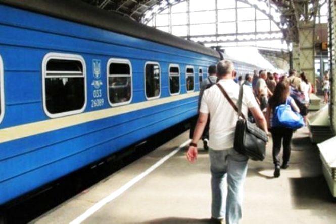 На осінні канікули — вісім додаткових поїздів