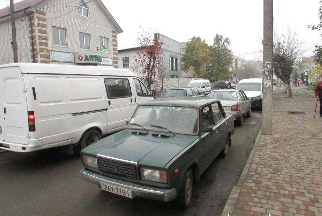 Агов, поліція, досить виконувати план збирання данини, зверніть увагу на безпеку руху!