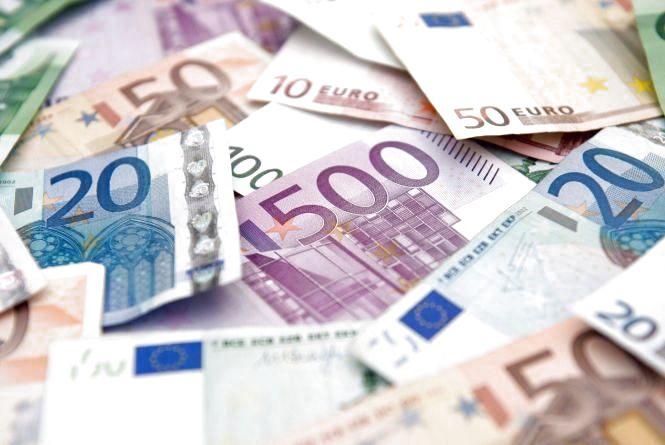 За скільки після вихідних продають євро?