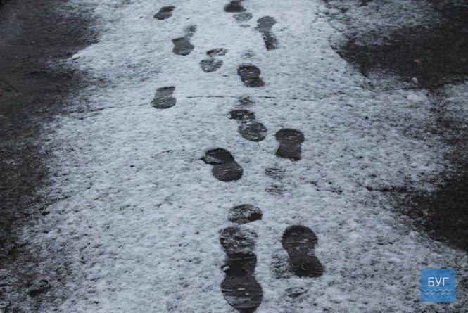 Сьогодні, 13 листопада, зранку мороз. А завтра, можливий і сніг!