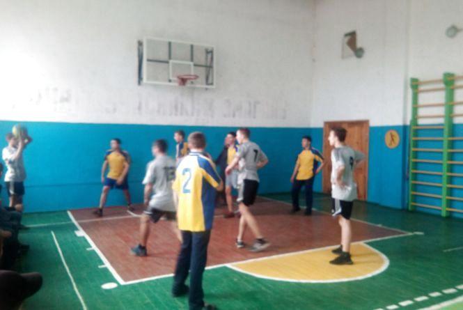Завершились змагання з баскетболу